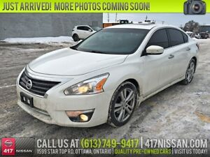 2013 Nissan Altima 3.5SL Tech | Navigation, Leather, Sunroof
