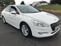 PEUGEOT 508 HDI ACTIVE WHITE 2011 ***MOT MAY 2019***