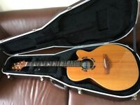 Takamine Electro Acoustic Santa Fe DSF 48C in PERFECT Condition