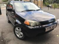 2001 honda HR-V - 4x4- 11 months mot - 1.6 petrol - full service history - very clean car