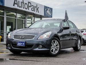2011 Infiniti G37X AWD | NAVI | LEATHER | SUNROOF