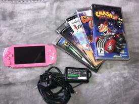 Sony PSP pink