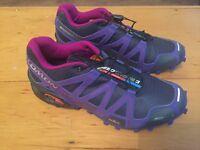 Salomon Speedcross Trainers (brand new) Size 8