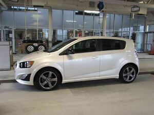 2015 Chevrolet SONIC RS CUIR TOIT OUVRANT