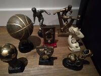 Sporting Trophies - Charity Sale