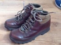 Ladies brasher boots