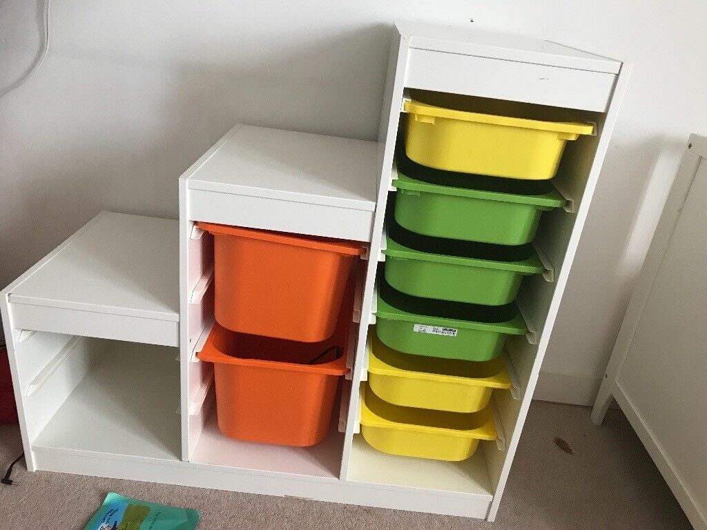 Kids Storage from Ikea for quick sale!