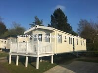 Rockley Park Poole - 3 Bedroom Holiday Home/Static Caravan to Rent/Hire. Haven Holiday