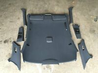 BMW E46 330Ci Coupe Black Headliner M Sport Alcantara Headlining Kit Breaking M3 318 320 323 325 328