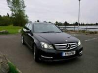 Mercedes C Class 2.1 c220 CDI BlueEfficiency Sport 7G-Tronic