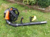 Echo PB770 Back Pack 2 Stroke Petrol Leaf Blower