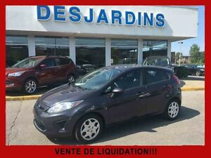 2012 Ford FIESTA 5-DR SE / Groupe Electrique/ A/C/ Bluetooth/ Co