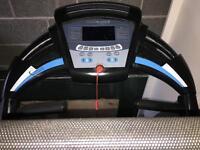 Treadmill roger black excellent condition
