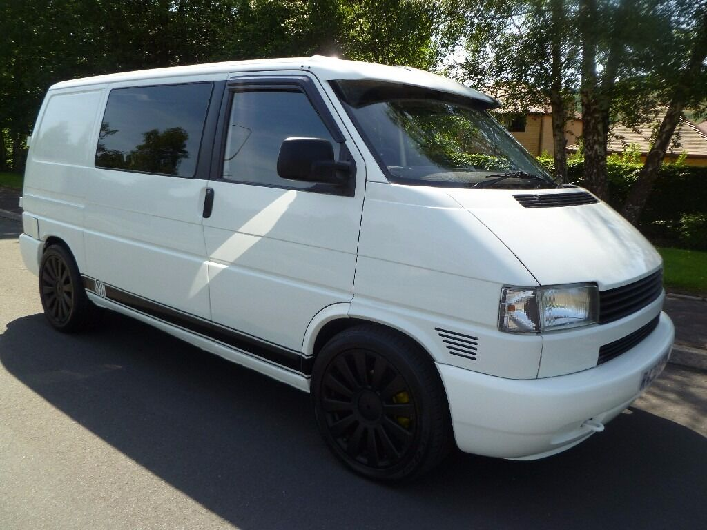 VW Transporter T4 1.9 TD. Low Mileage. Fully Converted. New M.O.T. Ready To Go!