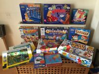 Children's Board Games and Activity Games