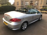 2007 PEUGEOT 307 1.6 SPORT CC 103.000 MILES IMMACULATE CONDITION