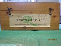 WALKER'S KNOTMASTER MARK III A TRAILING LOG