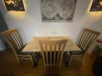 Table and Chairs Free to Collect