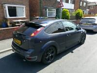 2007 ford focus st st-3 3 door 87k well maintained good condition