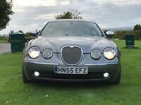 2005 (55 plate) Jaguar S Type 3.0 V6 AUTO (Chrome Edition) 12 months MOT!