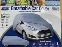 BREATHABLE Outdoor CAR COVER Medium - BRAND NEW! - Never Used! 2 Available