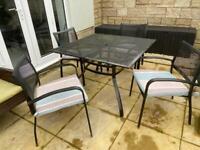 Garden furniture set - very stylish