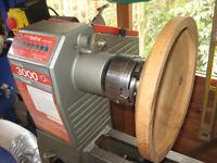 Nova 3000 woodturning lathe wood turning - hardly used Teknatool