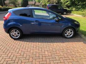 Ford Fiesta 1.4 TDCI NEW SHAPE 53k Miles RARE SPEC £20 a year road tax 12 months