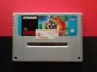 Sparkster Super Nintendo Super NES Retro Game Vintage GAMEPO