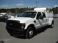 2008 Ford F-350 SD Diesel Crew Cab Dually Long Box 4WD with Air  Vancouver Greater Vancouver Area Preview