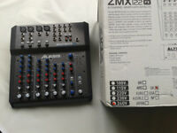 ALESIS MULTIMIX 8 Mixer..USB With VOCAL FX