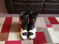 Black Breathable and Waterproof Hipora Boots, WORN ONLY ONCE , Size 45/ UK11/ US12 £70 ONO