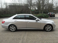 Mercedes-Benz E Class E220 Cdi Blueefficiency Ss Avantgarde Saloon Auto Dieel 0% FINANCE AVAILABLE
