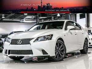 2013 Lexus GS 350 F-SPORT|AWD|NAVI|REAR CAM|COOLED SEATS