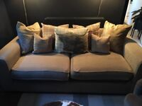 Sofa Couch Living Room 3 Seater Lounge