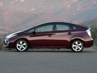 TOYOTA PRIUS AND HONDA INSIGHT PCO CARS FROM £100. 2009-2015 A WEEK.