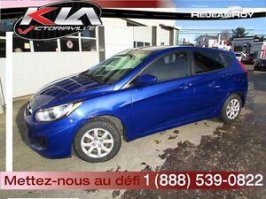 2012 Hyundai Accent L  Roulez en Toute Confiance !