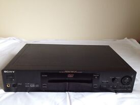 Sony DVD and CD player