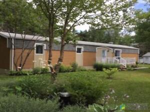120 000$ - Maison modulaire à vendre à Gaspé