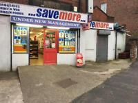 Supermarket, Save More