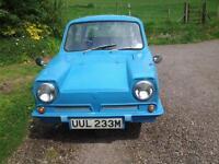 reliant regal 1973 classic car