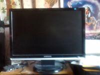 "Samsung 226BW 22"" Monitor"