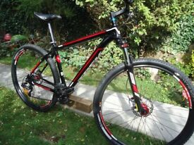 Trek Marlin 19inch .Gary Fisher Collection. Great Condition.