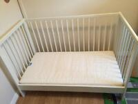 Ikea cot bed