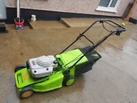 Honda 20inch self drive lawnmower
