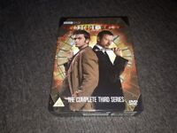 Doctor Who: The Complete Third Series DVD