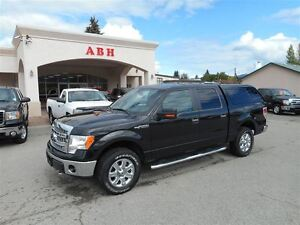 2013 Ford F-150 XLT SUPERCREW 5.5