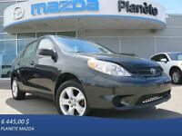 2005 TOYOTA MATRIX IMPECCABLE