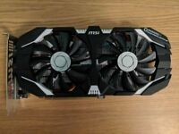 MSI 1060 GTX
