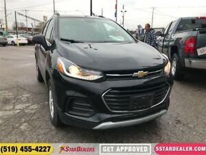 2017 Chevrolet Trax LT | ONE OWNER | CAM | AWD